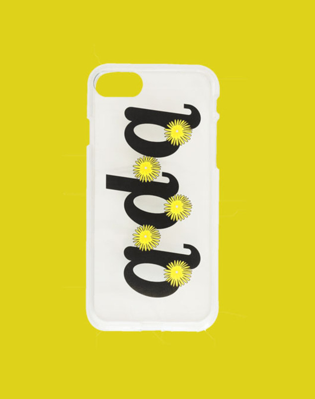 LOGO FLOWER IPHONE CASE