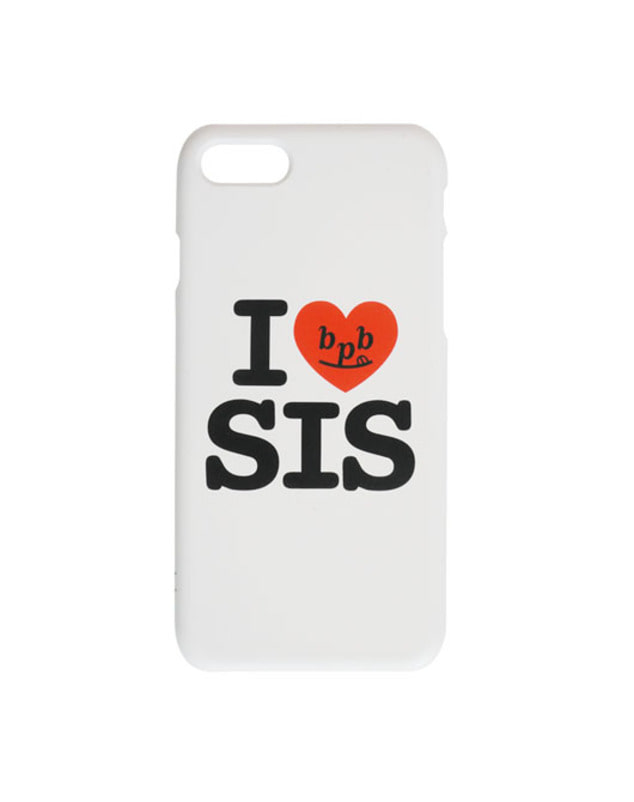 I LUV SIS IPHONE CASE