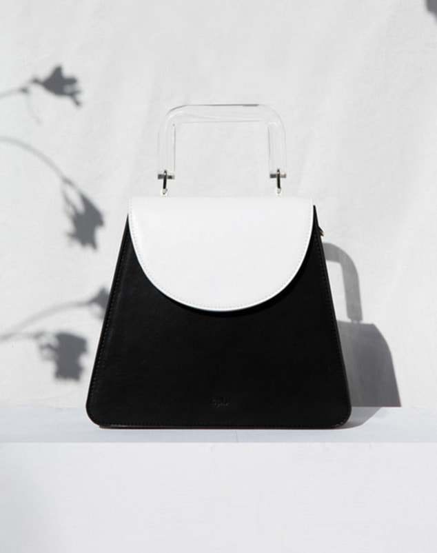 [SPRING SALE 20%]Colored Paper Bag_Black