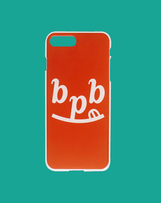 [SPRING SALE 15%]SMILE B  IPHONE CASE_Red