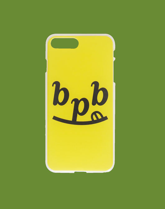 [SPRING SALE 15%]SMILE B  IPHONE CASE_Yellow