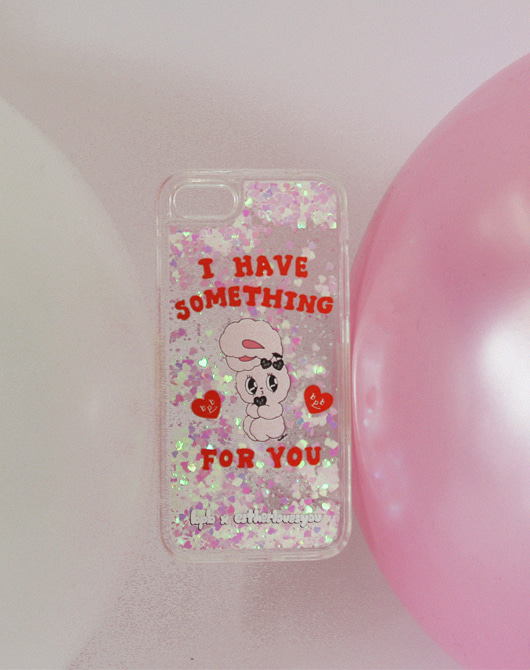[bpb x estherlovesyou] For You Bonny Glitter Phone Case