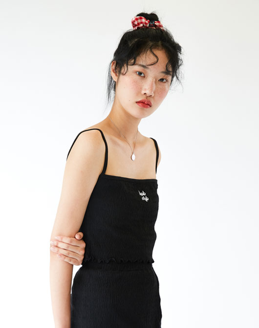[발매기념 10%할인] BPB CLUB BUSTIER HS_BLACK