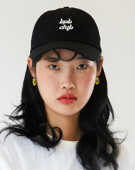 BPB CLUB LOGO CAP HS_BLACK
