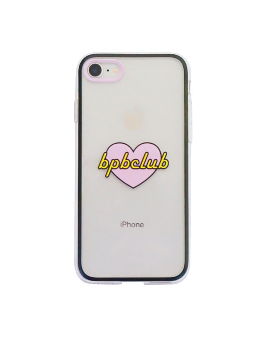 [발매기념 10%할인]LUV BPB CLUB IPHONE CASE_BLACK