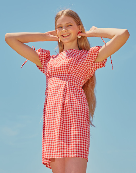 Picnic One Piece (Red)